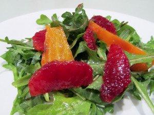 Beet & Blood Orange Salad