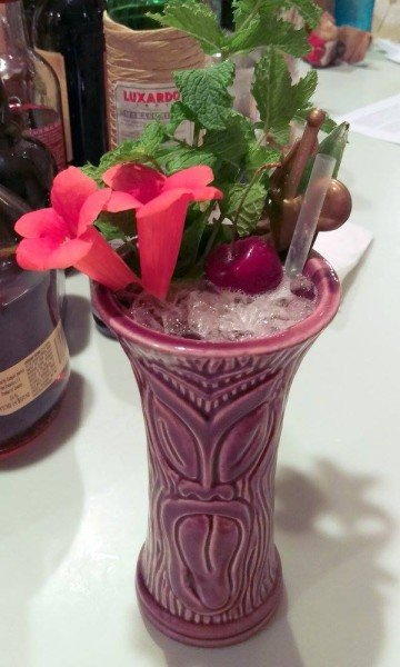 Food & Cocktail Class: The Art of the Garnish