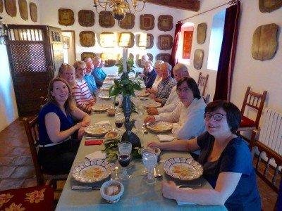 June 10 TT Supper Club - Spain!
