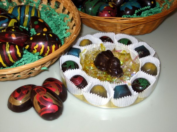 Easter Chocolate Truffle Workshop