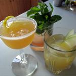 Image of three cocktails