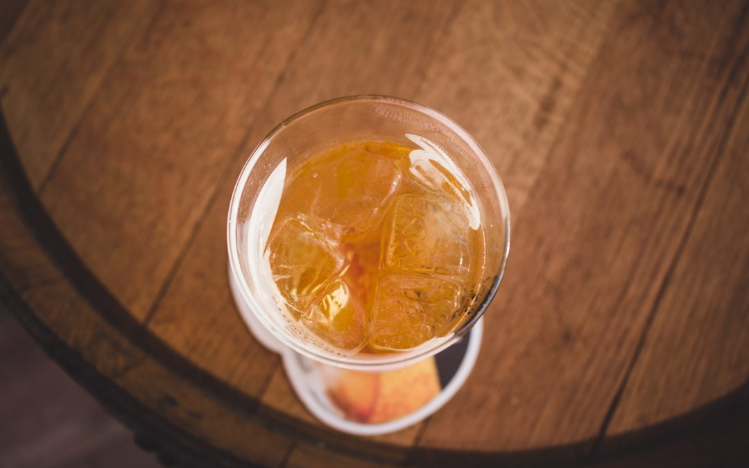 Spiced Apple Old Fashioned