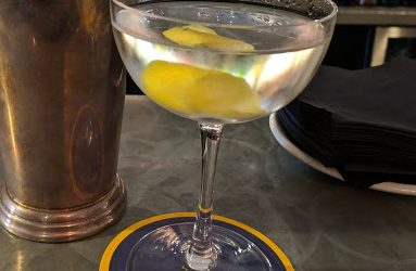 Spring Martini