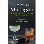 image of book cover, cheers to michigan