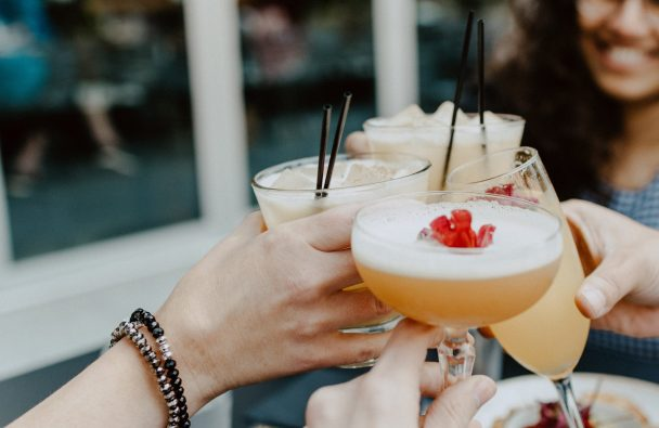 ONLINE: Thanksgiving Cocktails