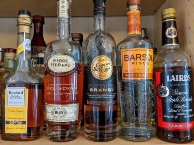 ONLINE Class - Spirits 101 - Brandy